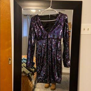 Lulus party dress